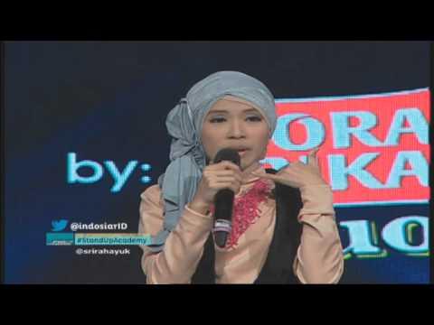 Rela Jadi Pacar Ke-2 Radit - Sri Rahayu (Stand Up Comedy Academy)