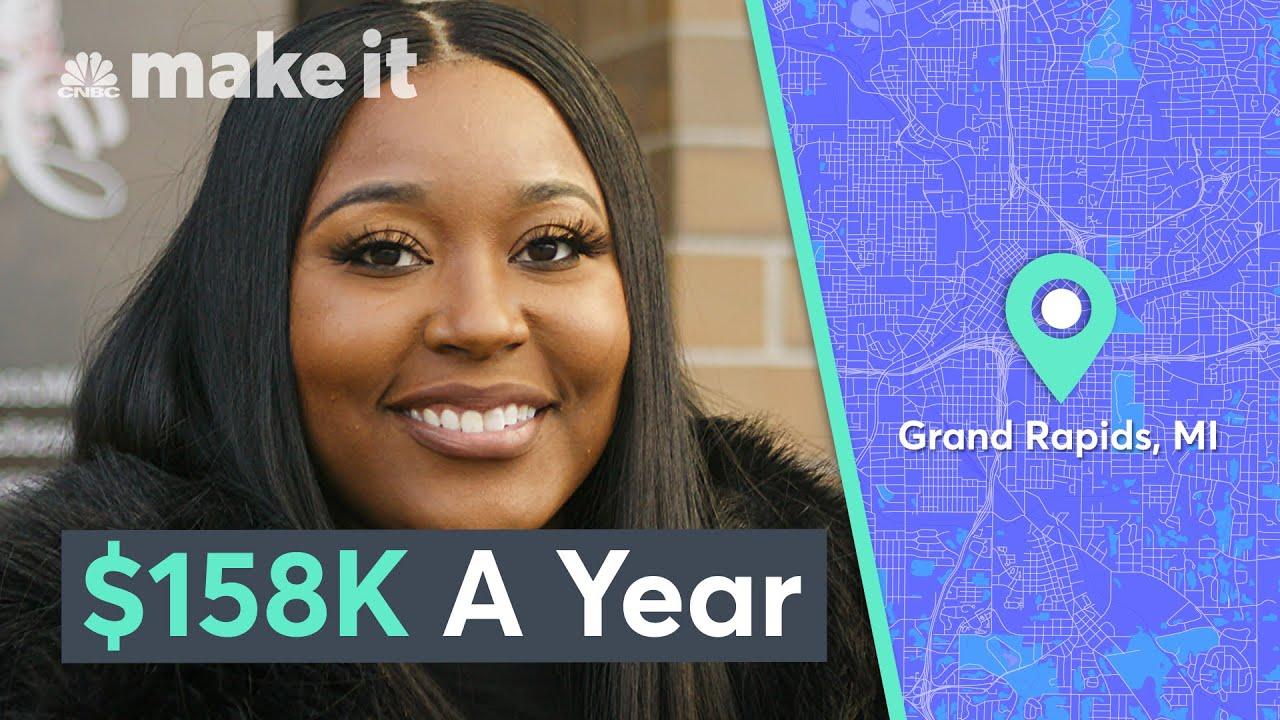 Living On $158K A Year In Grand Rapids, MI | Millennial Money