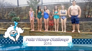 One of Brooklyn and Bailey's most viewed videos: 2015 Polar Bear Plunge | New Year Traditions
