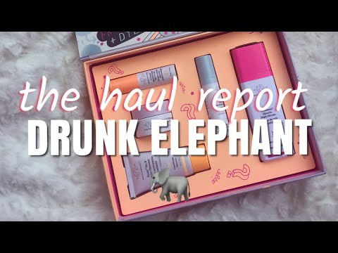 DRUNK ELEPHANT NEEDS AN AWARD FOR THIS ONE‼️ Night time Routine for DRY SKIN | MelissaQ thumbnail