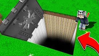 DÜNYANIN EN BÜYÜK GİZLİ GEÇİTİNİ BULDUM! 😱 - Minecraft