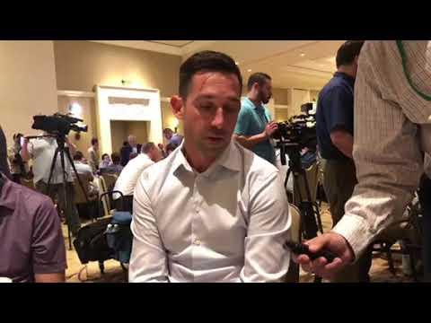 Kyle Shanahan SF 49ers Head Coach Interview On Read Option Offense