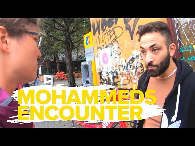Street Encounters: Mohammed