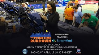 The Primetime Rundown: Interview Series | Olivia Coiro