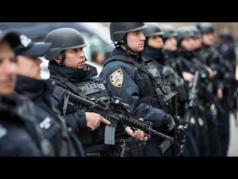 NYPD Preps For