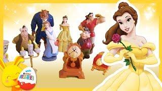 Belle et la Bete - Disney - Histoire - Touni Toys - Titounis
