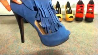 Mini Makemechic & Justfab Shoe Haul