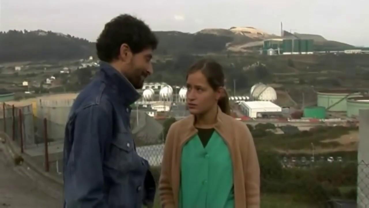 Leon and Olvido 2004 mind bending movie scene