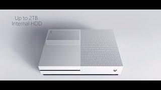 Presentación Oficial de Xbox One S y precio - E3 2016