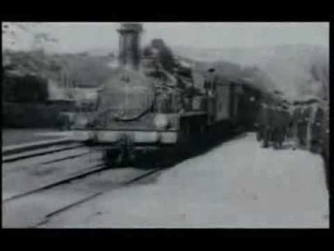 Le premier film de l'histoire du Cinema en 1895