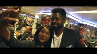 BASKETMOUTH A Day At The BBC - @basketmouth LIVE AT THE SSE ARENA WEMBLEY Valentines Day