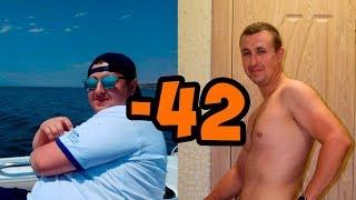 Как похудеть на 40 кг быстро о питании