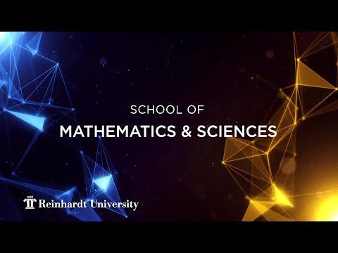 Reinhardt University School of Mathematics & Sciences