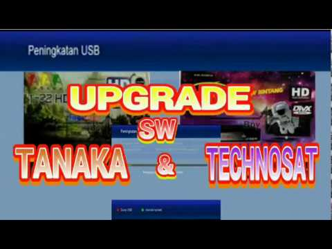 Upgrade Tanaka Dan Technosat