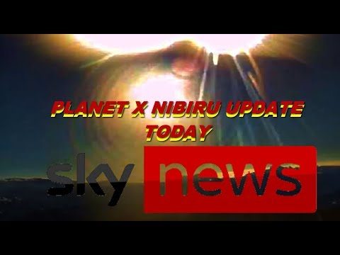 NIBIRU - PLANET X NEWS ,CANADA SKIES ARE EXPLODING