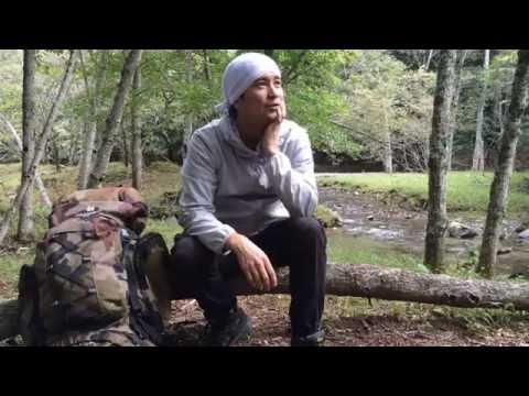 【トリマトリ。ソロ野営してみた】【タープ泊】 【ソロキャンプ】 【bushcraft ブッシュクラフト】