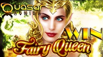 WIN| Quasar-gaming- FAIRY QUEEN auf 1€/ 1,50€