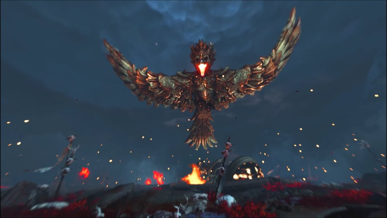 Far Cry 4 Shangri La Mission 5 - The Unpainted Future - Eagle Boss Fight