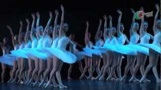 Swan Lake ( HD 1080P)  Act 5 The National Ballet Of China