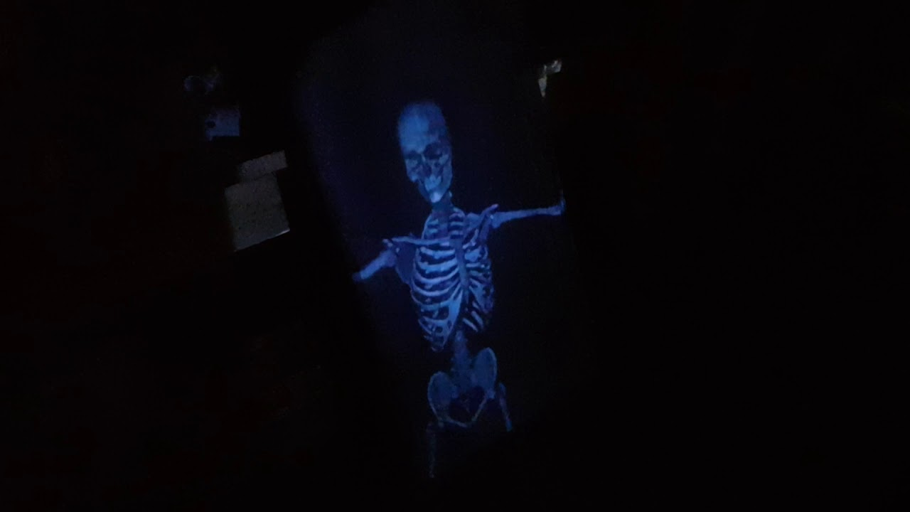 Tombstone Arlec Projector Test Youtube