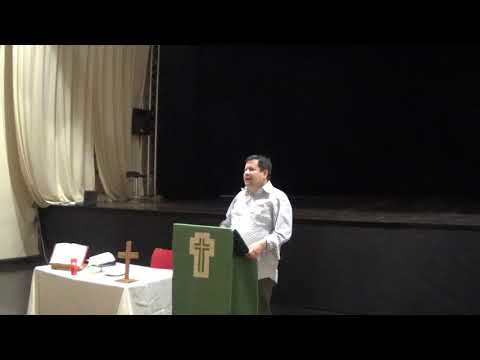 Sermone Su Luca 14,7-14 - Decano Rev. A. Panerini - Sinodo CPU 2019 - Culto Chiusura