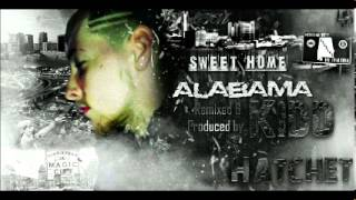 ctm hb kidd hatchet sweet home alabama remix birmingham alabama banger 2013