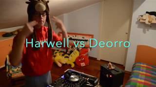 Hardwell vs Deorro BIG ROOM Pioneer DDJ-SR (Mon Madhatter)