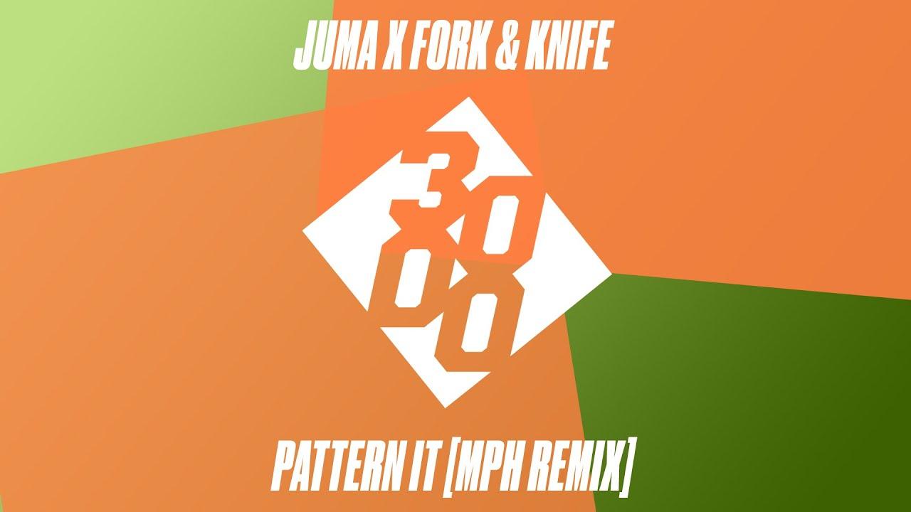 Juma X Fork & Knife - Pattern It [MPH Remix]