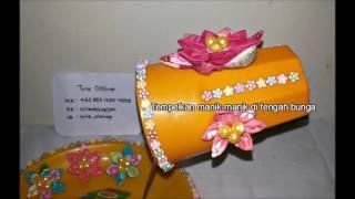 Tutorial Spilled Candy/ Tutorial Permen Tumpah
