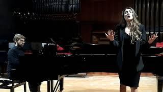 La Sonnambula, Care compagne... Come per me sereno - Nina Solodovnikova (2020)