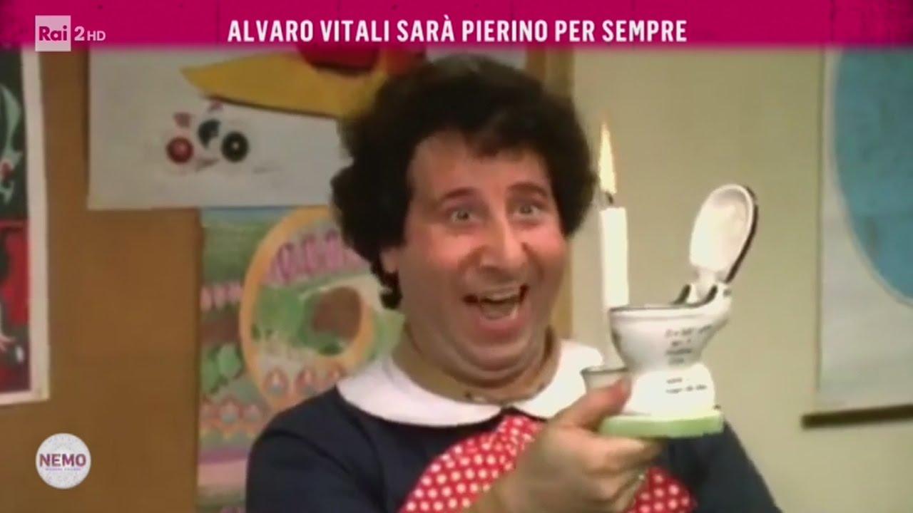 Alvaro Vitali sarà 'Pierino' per sempre - Nemo - Nessuno Escluso 13/04/2017