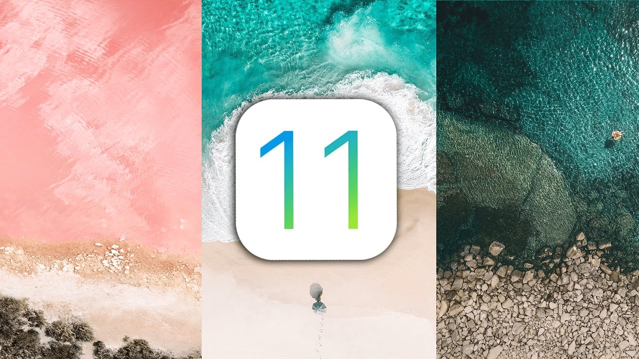 Wallpaper Apps For Ios: IOS 11 Leaked By Apple? New Wallpapers!