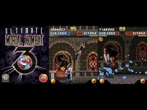 Ultimate Mortal Kombat 3 - Electronic Arts, Inc. (Java Game)
