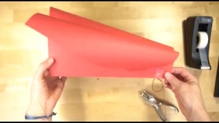 How to make a Simple Paper Kite
