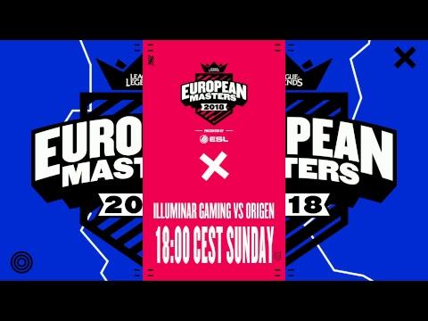 [🔴] European Masters Spring Split Knockout 2018 - Semi Finals