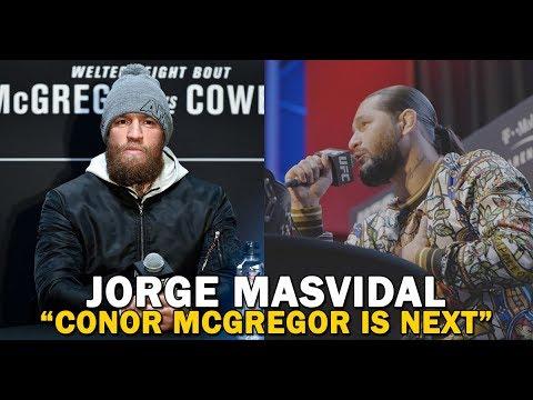 Jorge Masvidal Plans To Smash Conor McGregor Before He Embarrases Kamaru Usman