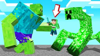 MOBS Are MUTANTS In MINECRAFT! (Crazy)