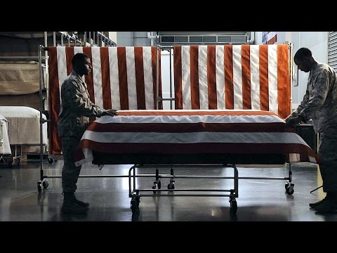Serving At The Air Force Mortuary Affairs Operations