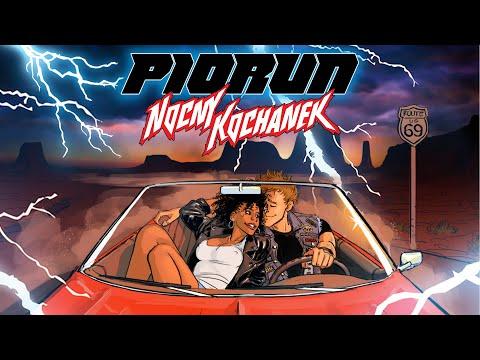 Nocny Kochanek - Piorun (Official Lyric Video) (2021)