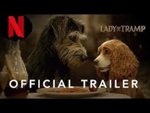 Lady and the Tramp | Official Trailer | Warner Bros. and Netflix | Streaming November 12