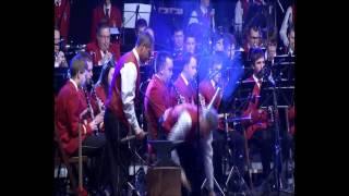Feuerfest polka played by Prekmurska godba Bakovci
