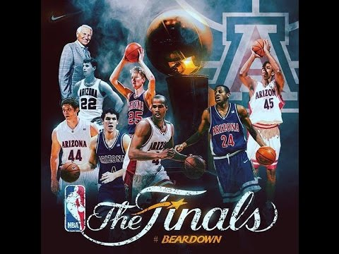 the NBA Finals - this is Arizona