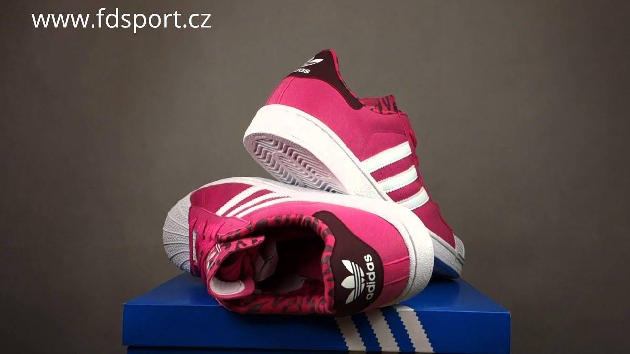 b5b71da4d SUPERSTAR 2 J Dětské boty adidas Originals M25281 - YouTube