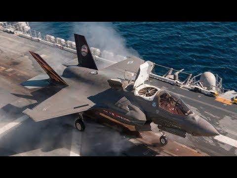 Вся правда об американском истребителе F-35