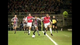 Thierry Henry vs Lyon Home 2000/01 Champions League