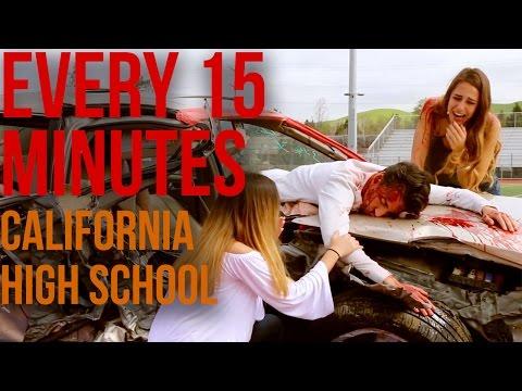 Every 15 Minutes : California High School 2017