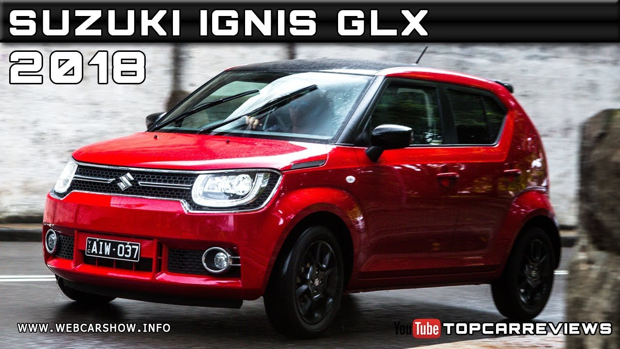 2018 suzuki ignis glx review rendered price specs release. Black Bedroom Furniture Sets. Home Design Ideas