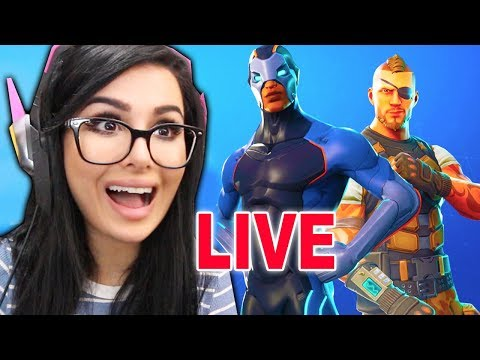 Fortnite SEASON 4 Gameplay LIVE!