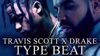 FREE TRAVIS SCOTT X DRAKE Type Beat Moonsleepin 120BPM