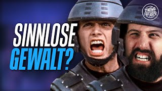 STARSHIP TROOPERS - Eine sinnlose Gewaltorgie?! - Kritik / Review | Back to the Stars!